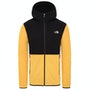 TNF Yellow TNF Black