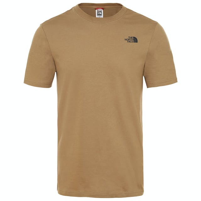 T-Shirt à Manche Courte Homme North Face Red Box