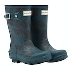 Hunter National Trust Print Kid's Wellington Boots
