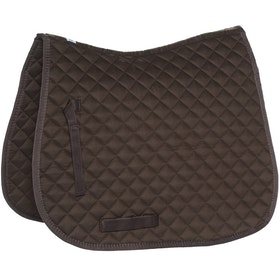 Derby House Pro Saddlepads - Brown