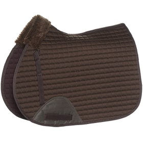 Derby House Elite Saddlepads - Brown