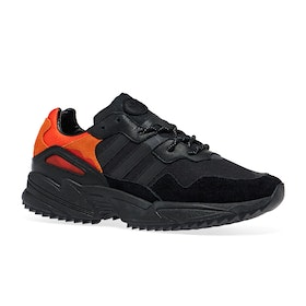 Adidas Originals Yung-96 Trail Shoes - Core Black