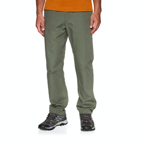 Patagonia Organic Cotton Gi Chino Pant - Industrial Green Canvas