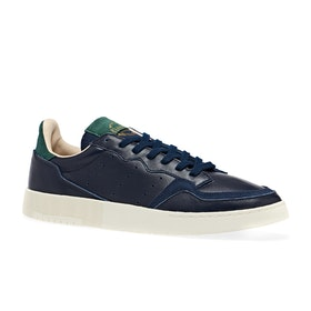 Adidas Originals Supercourt Shoes - Collegiate Navy