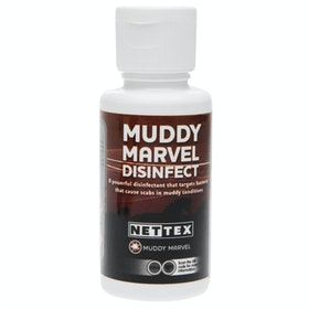 Premiers soins cheval Net-Tex Muddy Marvel Disinfect - Clear