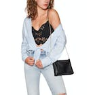 Free People Ilektra Bralette Crop Women's Top