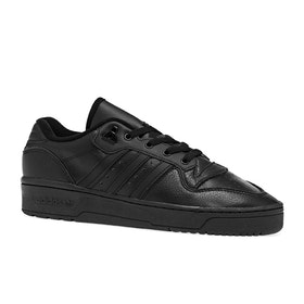 Chaussures Adidas Originals Rivalry Low - Core Black