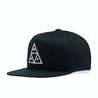 Huf Essentials Triple Triangle Snapback Cap