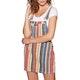RVCA Candeh Pinny Dress