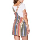 RVCA Candeh Pinny Dress