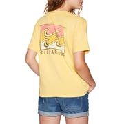 Billabong Beach Comber Ladies Short Sleeve T-Shirt