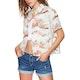 Billabong Hana Koa Womens Short Sleeve Shirt