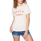 Billabong Hello Summer Ladies Short Sleeve T-Shirt