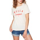 Billabong Hello Summer Ladies Short Sleeve T-Shirt
