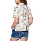 Billabong Hana Koa Ladies Short Sleeve Shirt