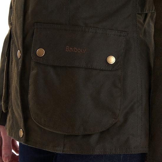 Barbour Dene Ladies Wax Jacket