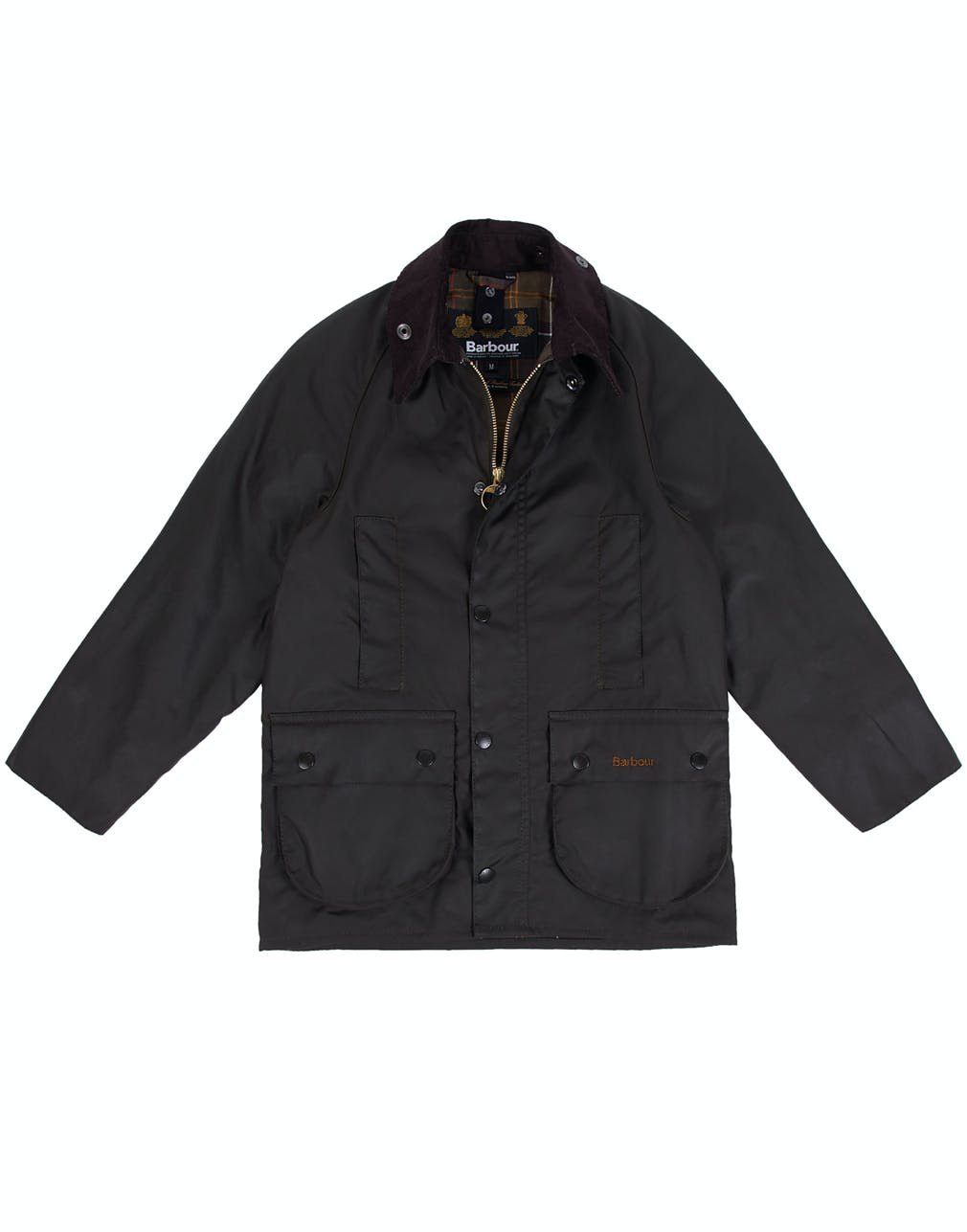 best sale wholesale online speical offer Barbour Classic Beaufort Kid's Wax Jacket - Edgewood New Olive   Country  Attire UK