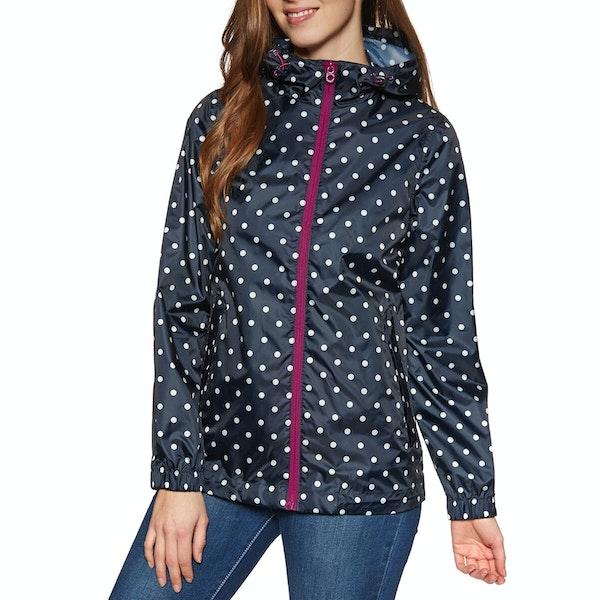 Joules Golightly Short Packaway Women's Waterproof Jacket