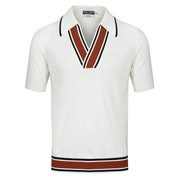 Fred Perry Open Neck Knits