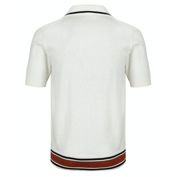 Fred Perry Open Neck Breigoed