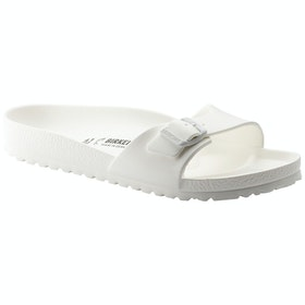 Birkenstock Classic Madrid EVA Narrow Sandals - White