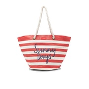 Joules Seaside Womens Beach Bag