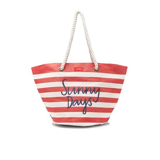 Joules Seaside Womens Beach Bag
