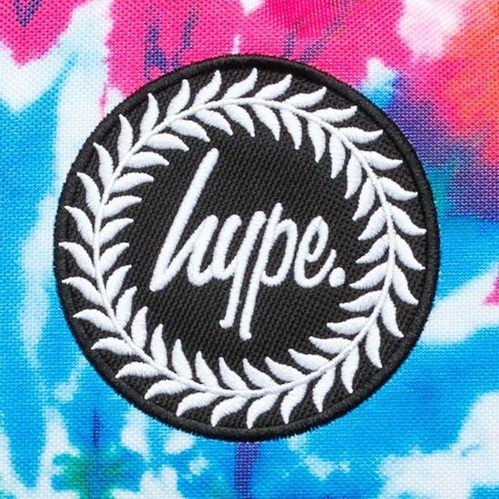 Hype Tie Dye Rucksack
