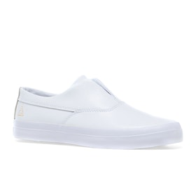 Chaussures Huf Dylan Slip On - White
