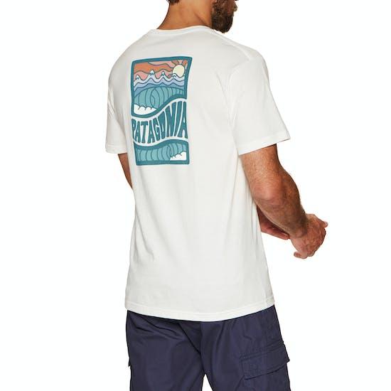 Patagonia Cosmic Peaks Organic Short Sleeve T-Shirt
