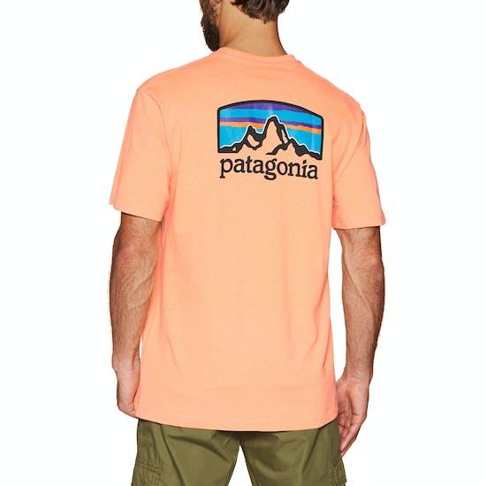 Patagonia Fitz Roy Horizons Responsibili-tee Short Sleeve T-Shirt