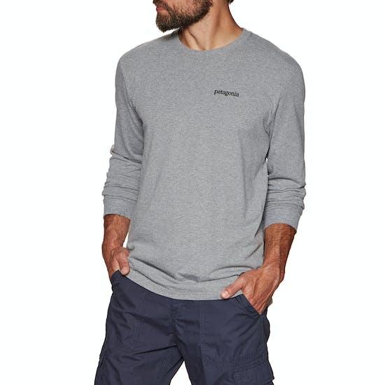 Patagonia Fitz Roy Horizons Responsibilitee Langarm-T-Shirt