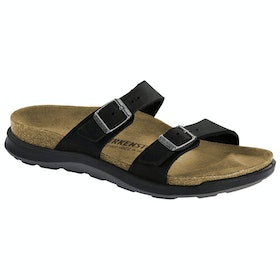 Birkenstock Sierra Ct Sandals - Black