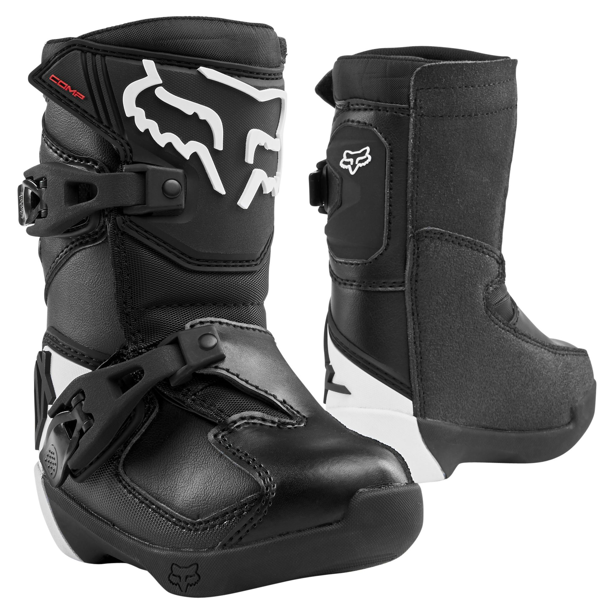 Fox Racing Comp Men's Off Road Motorcycle Boots Black 13