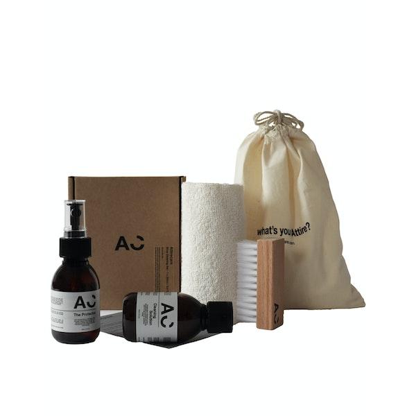 Attire Care Shoe Care Travel Pack Garment Proof