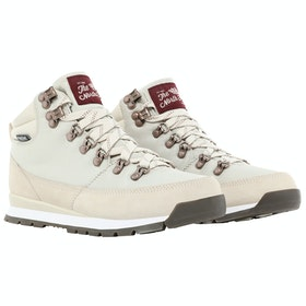 North Face Back to Berkeley Redux , Stövlar Dam - Vintage White Deep Garnet Red