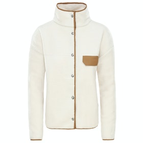 Polaire North Face Cragmont - Vintage White Cedar Brown