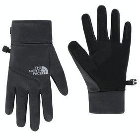 North Face Etip Hardface Ladies Gloves - Tnf Black Heather