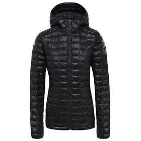 North Face Eco Thermoball Ladies Jacket - Tnf Black