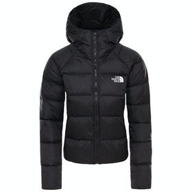North Face Hyalite Packable Ladies Down Jacket - Tnf Black