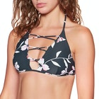 Billabong Flow On By High Neck Ladies Bikini Top