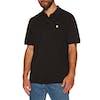 Carhartt Pique Polo Shirt - Black Gold