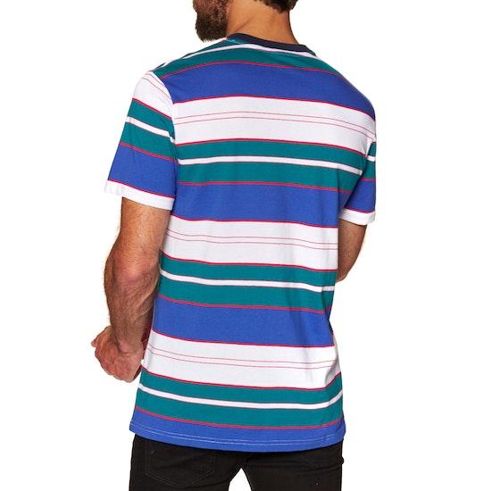 T-Shirt de Manga Curta Huf Upland Knit Top