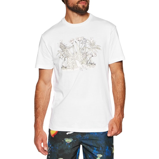 Rip N Dip Nerm Paradise uv Activated Ink Short Sleeve T-Shirt