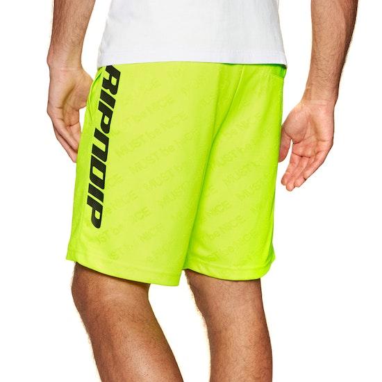 Rip N Dip Mbn Stripe Soccer Shorts