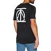 Theories Of Atlantis Crest Short Sleeve T-Shirt - Black