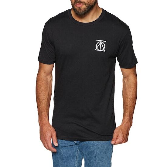Theories Of Atlantis Crest Short Sleeve T-Shirt