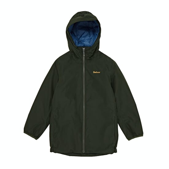 Barbour Allen Boys Jacket