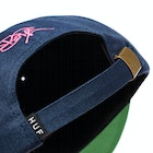 Huf Bode Lizard 6 panel Cap