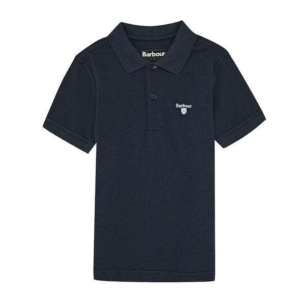 Barbour Essential Boy's Polo Shirt